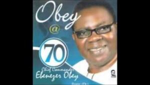 Ebenezer Obey - Obey@70